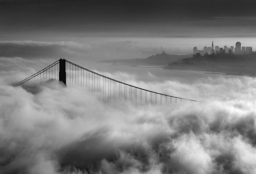 Drawn fog By Francisco the Kroenert …