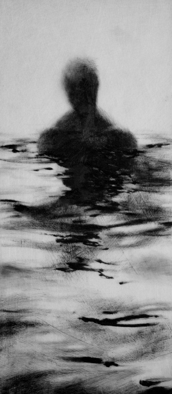 Drawn fog Ideas Moody Wading Wander on