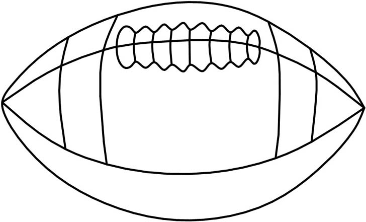 Drawn football Stained Art Drawing Free Clip