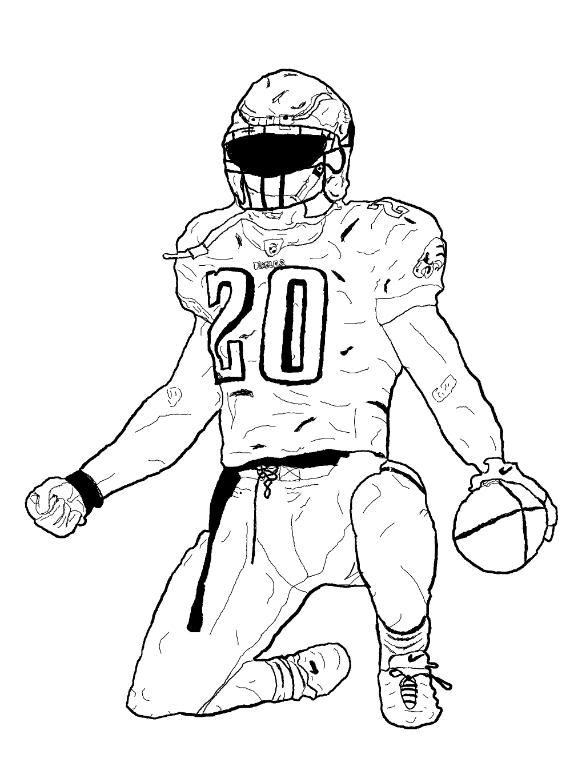 Drawn football nfl football Download Clip  Art Free