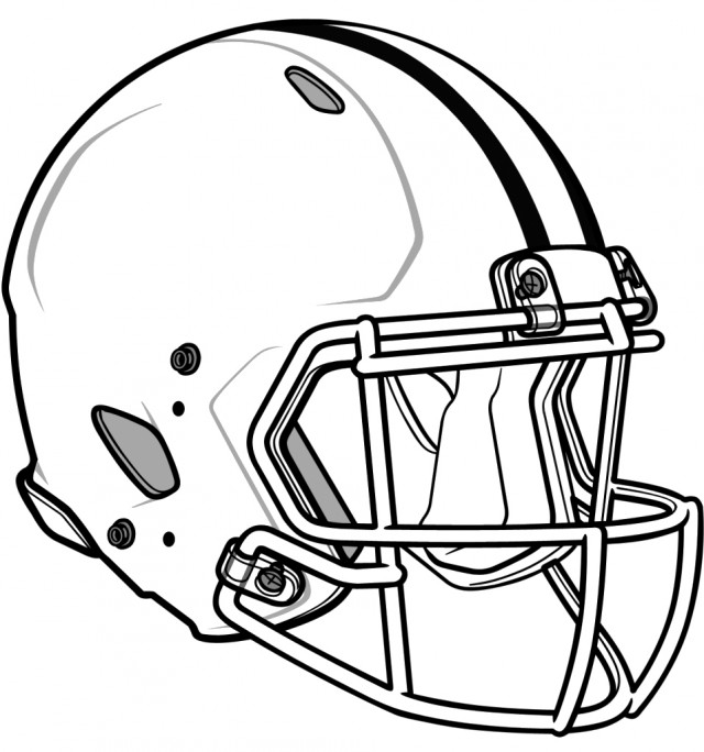 Drawn football nfl football Clipart  Panda Pages nfl%20football%20helmets%20coloring%20pages