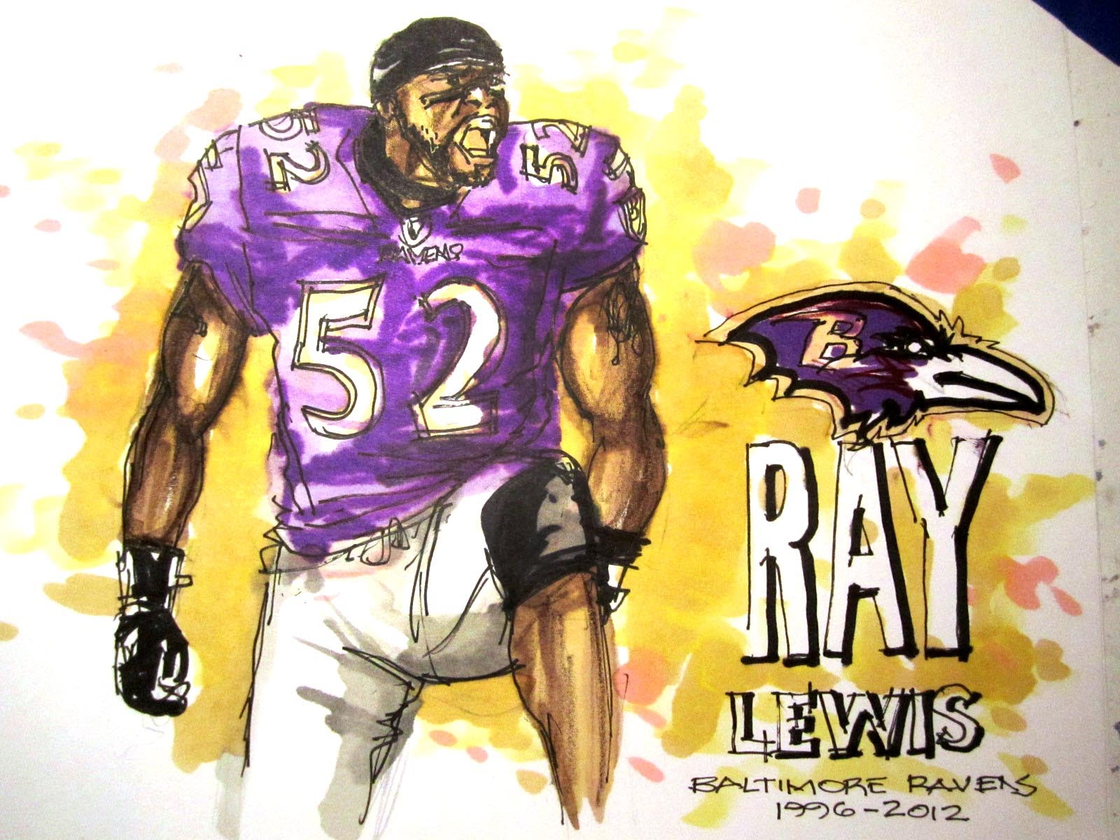 Drawn football nfl football Lapse Lapse Drawing Ray