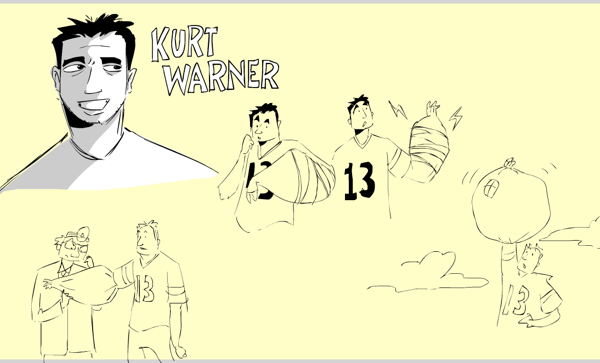 Drawn football official King « They NFL Blog