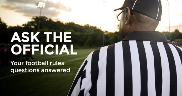 Drawn football official LeMonnier to college rules ESPN
