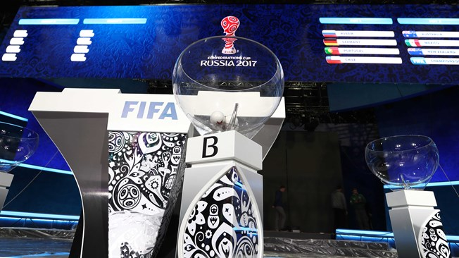 Drawn football official 2017 Official Draw the for