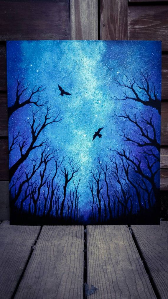 Drawn night sky cute Drawing Pinterest Painting & this