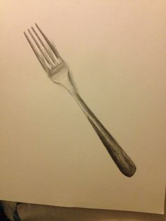 Drawn fork Fork hand drawing olio Fork