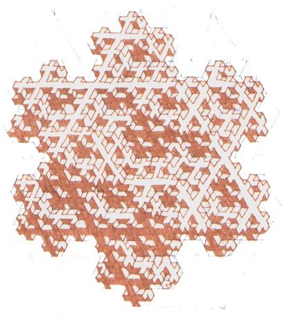 Drawn fractal #14
