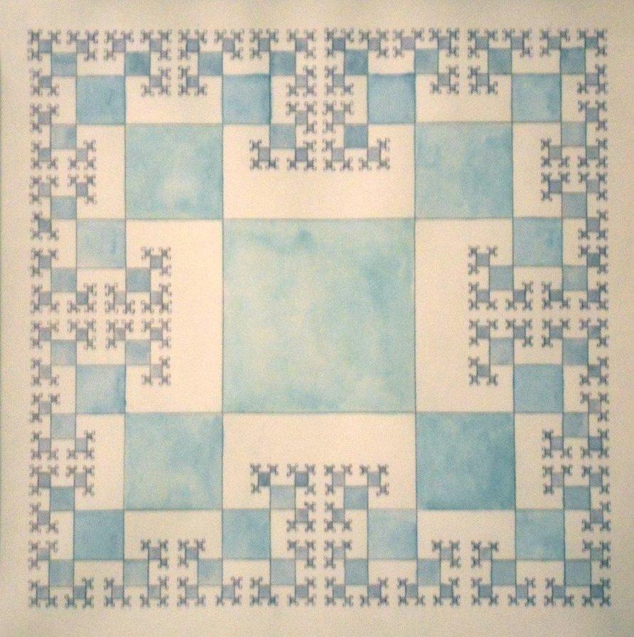 Drawn fractal #13