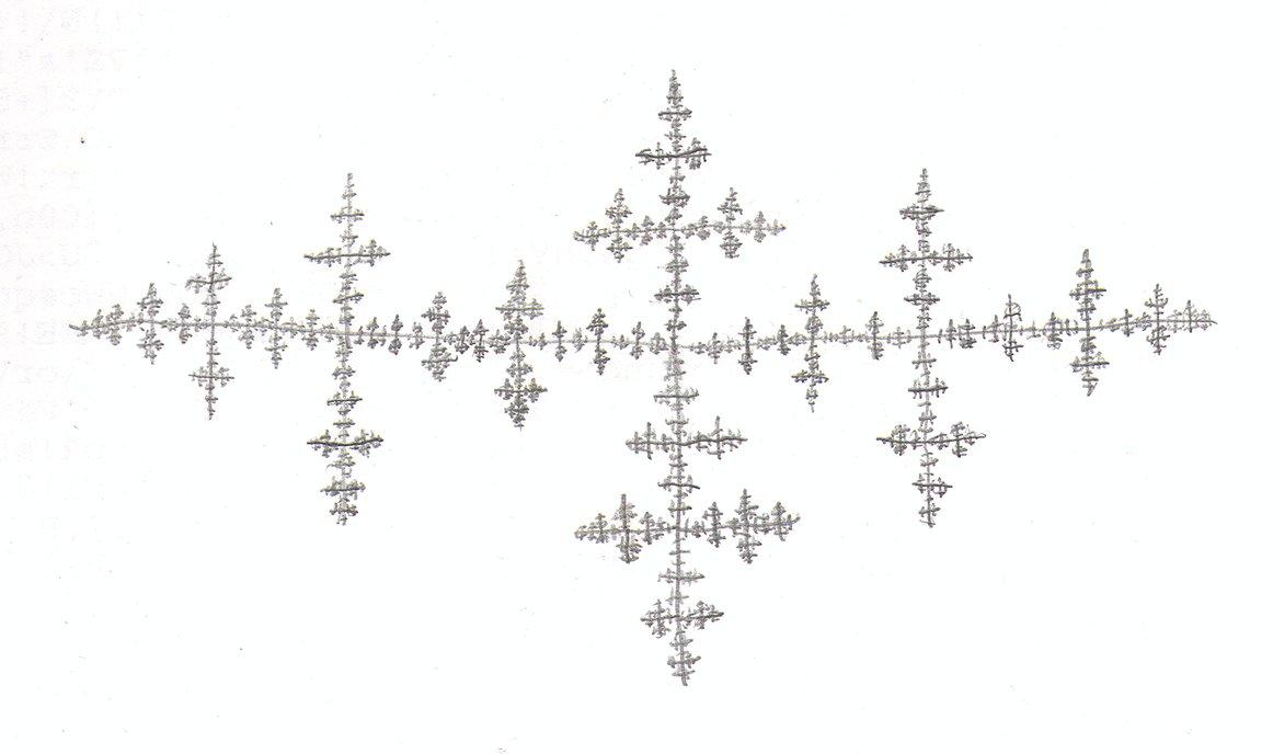Drawn fractal #1
