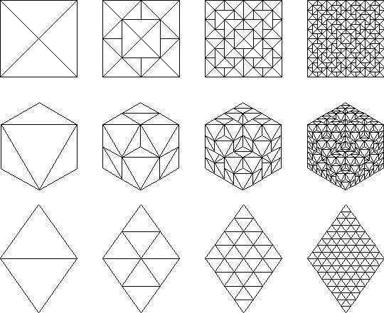 Drawn fractal #3