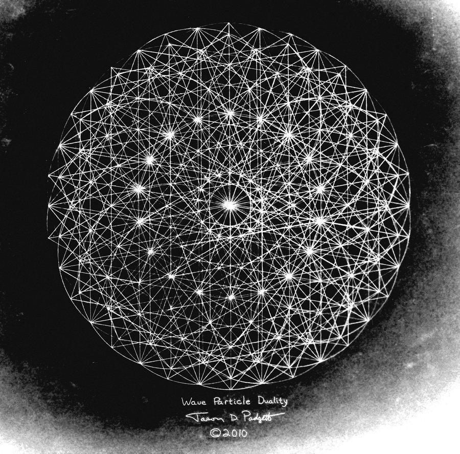Drawn fractal #7