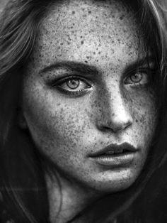 Drawn freckles Art freckles Tattoo Are Yasmine