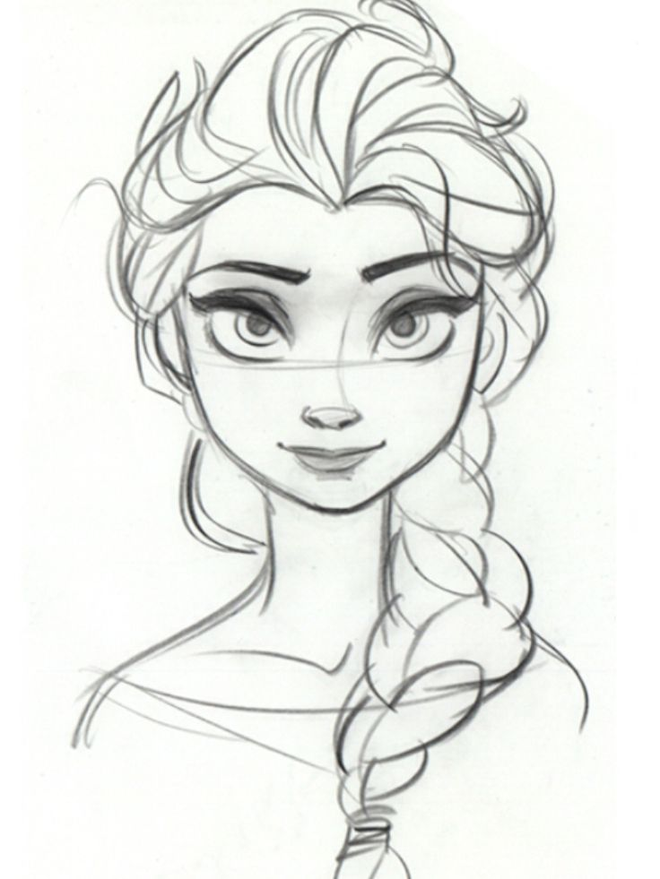 Drawn frozen Frozen  Pinterest on about