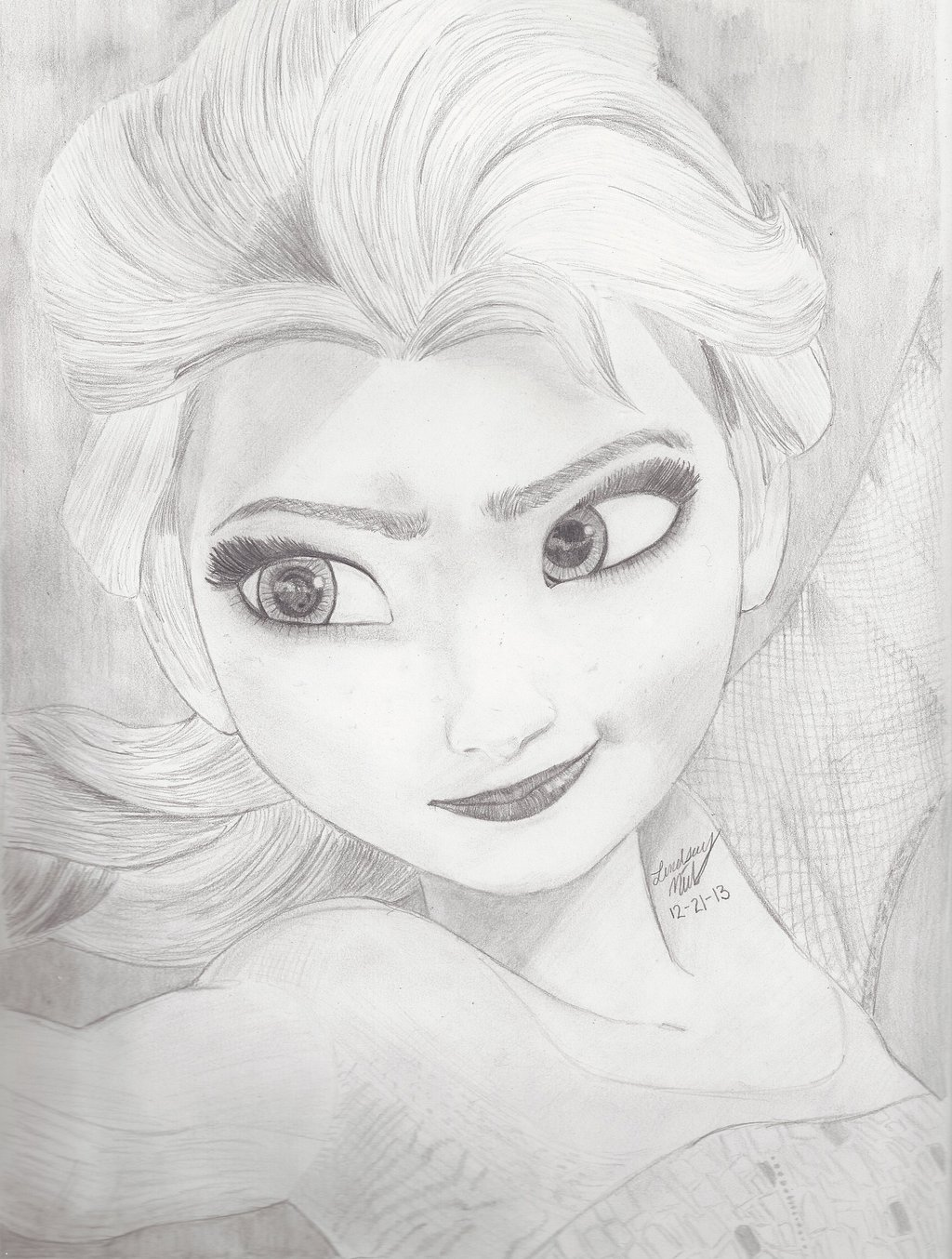 Drawn frozen Disney Elsa to want Frozen