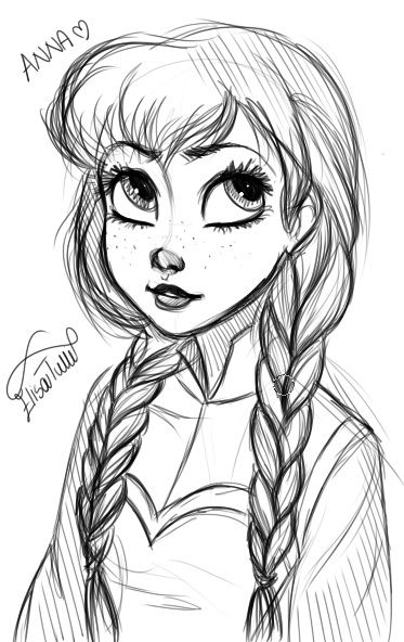 Drawn frozen Best be Pinterest to want