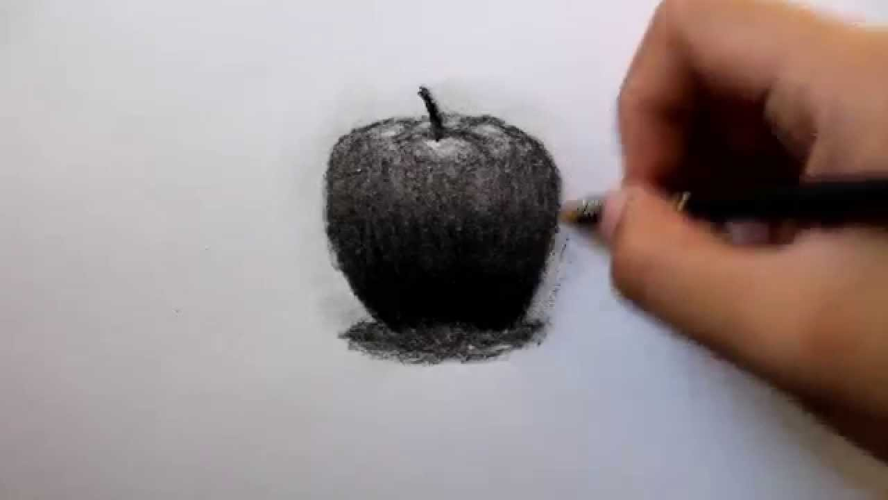 Drawn waterdrop beginner An How pencil draw using
