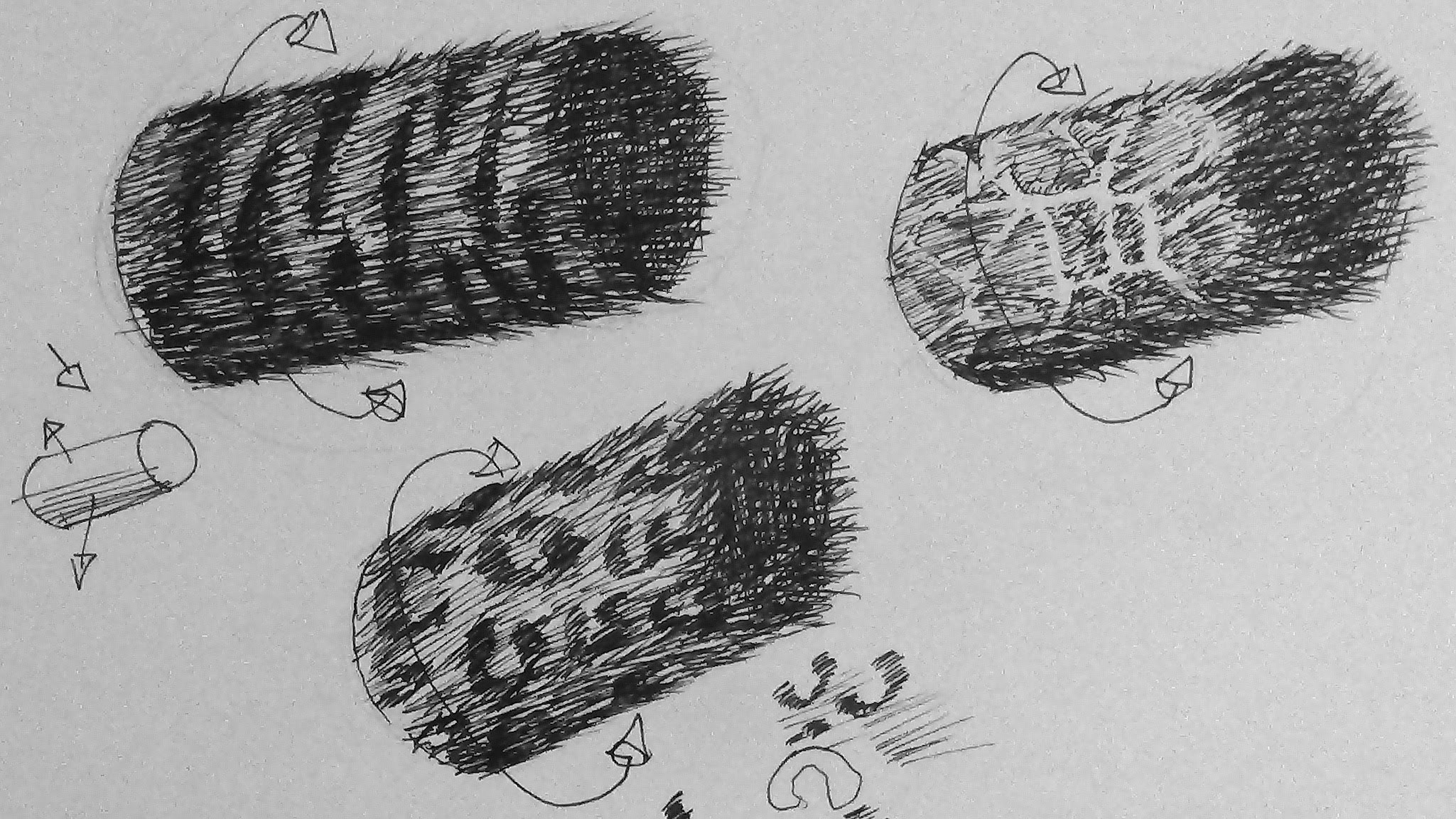 Drawn fur Tutorial Ink to animal &