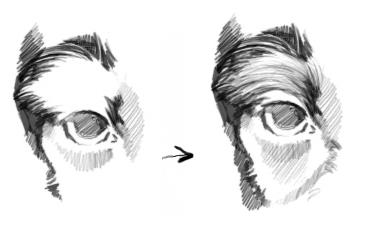 Drawn fur Basic from else continues one