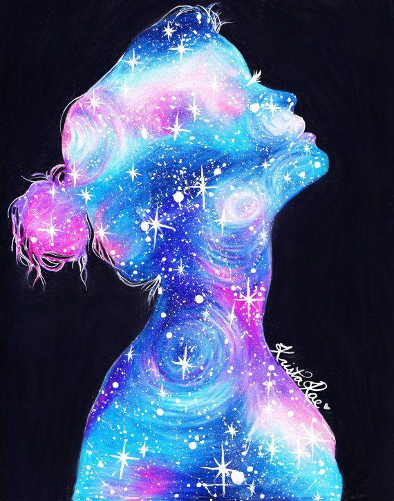 Drawn galaxy Images Drawing Realistic Galaxy Galaxy