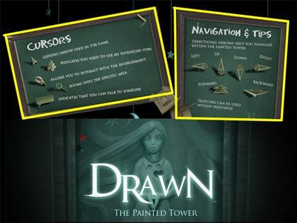 Drawn game Walkthrough Tips ™ & Tower