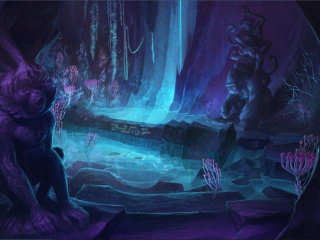 Drawn game Shadows > of Edition Trail