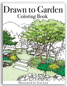 Drawn garden Designer's Garden From drawn coloring