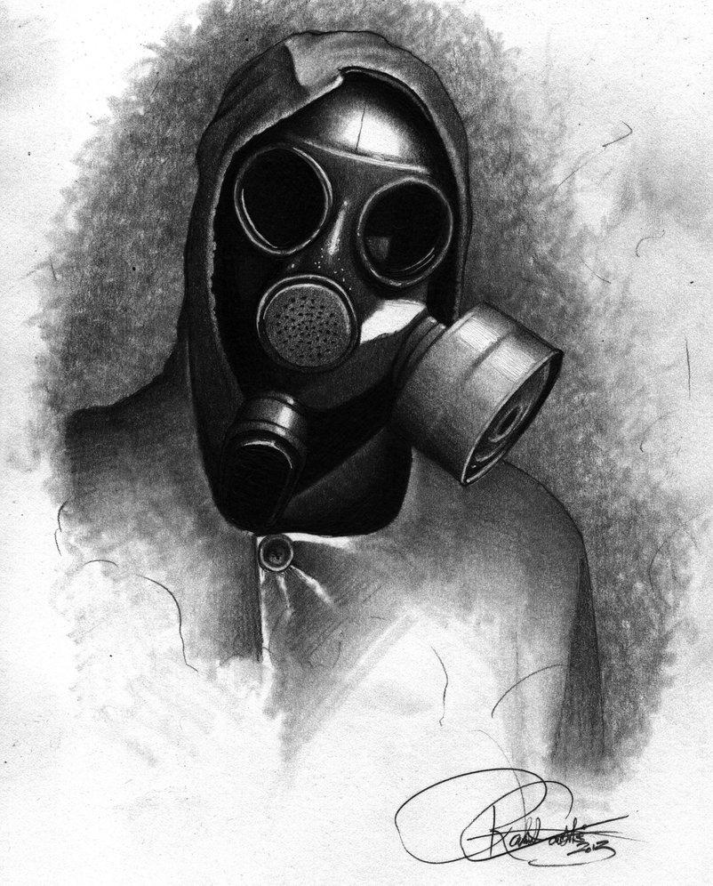 Drawn masks drawing Drawing Drawing Gas art by