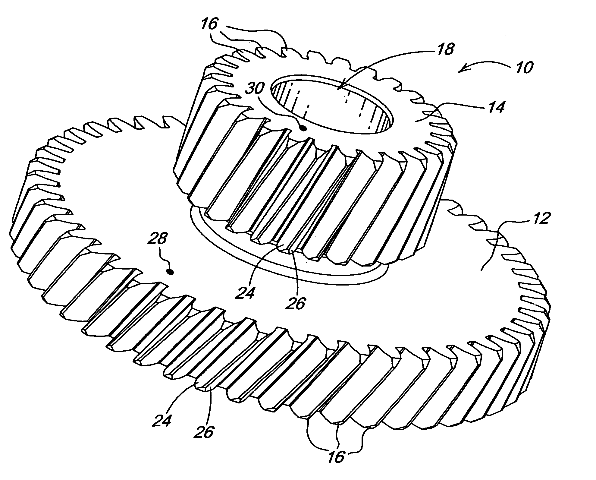 Drawn gears Mechanical Best technical  drawing