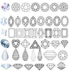 Drawn gems #6