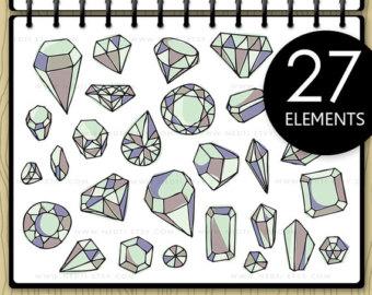 Drawn gems #13