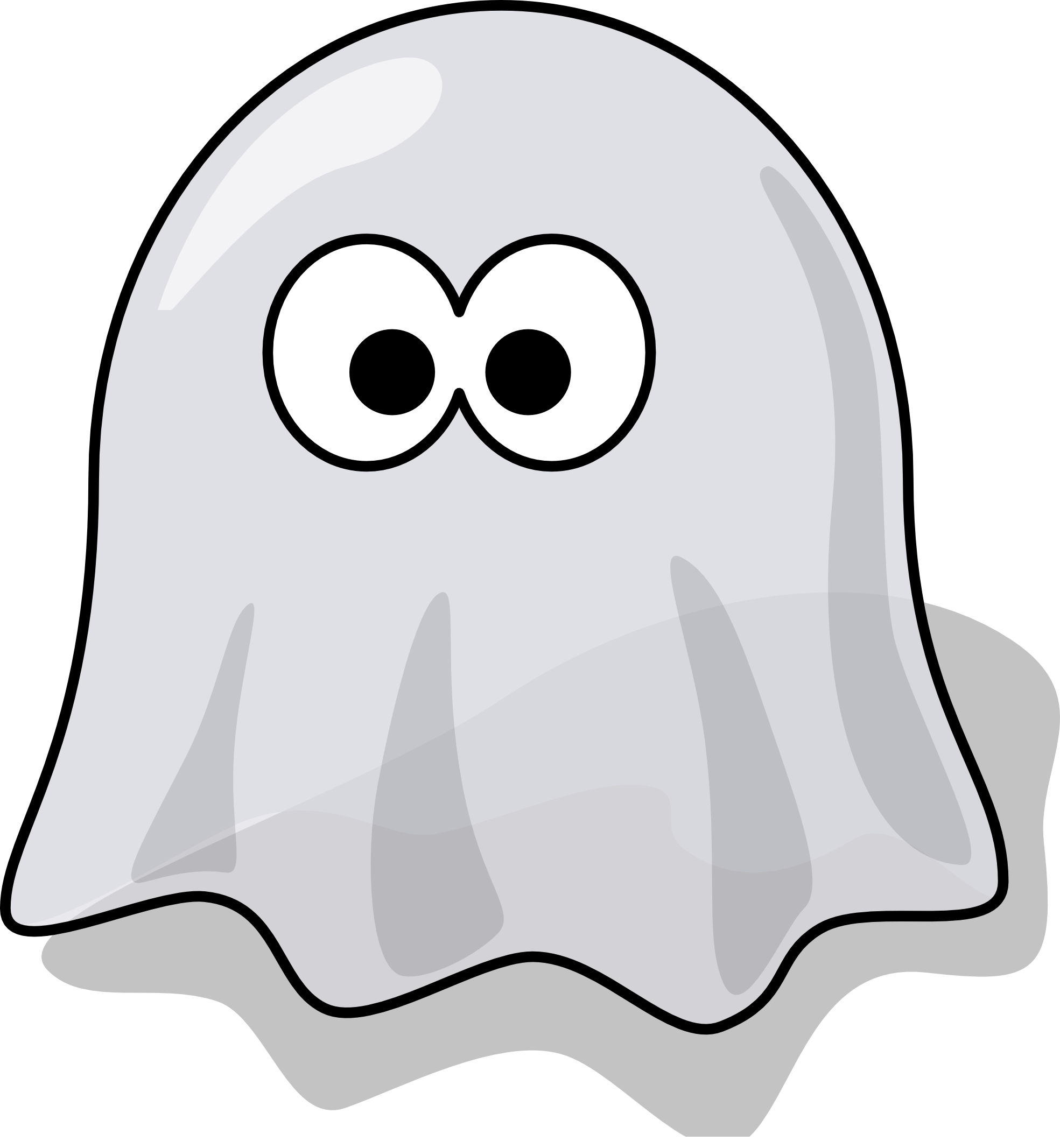 Drawn ghost Drawing Picture Drawing Ghost Ghost