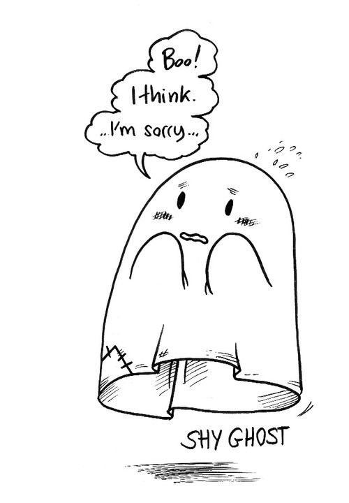 Drawn ghostly cartoon tumblr Tumblr cute ghost witched b