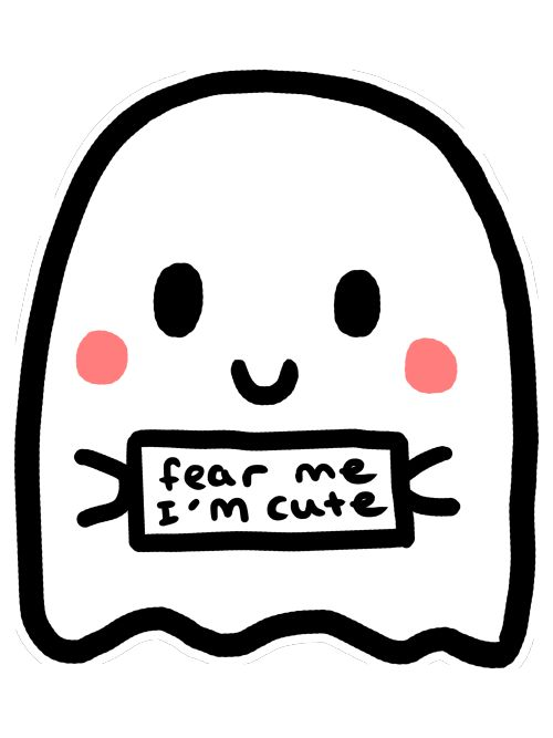 Ghostly clipart cute tumblr Cute for on 20+ doodles