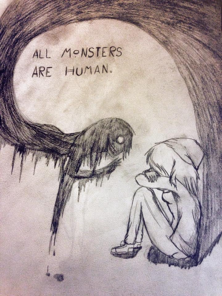Drawn ghostly emo Best Pinterest DrawingsScary ArtRandom ideas