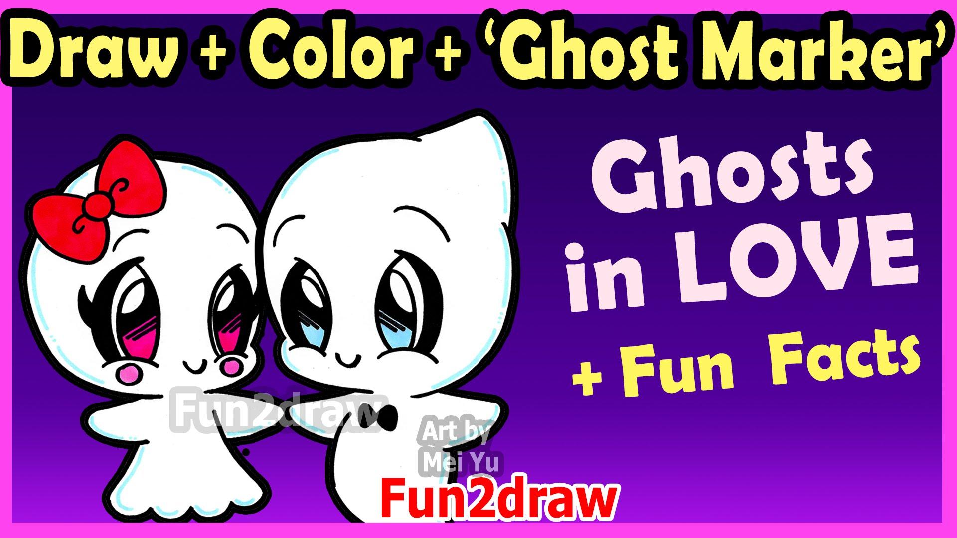 Drawn pumpkin fun2draw In Draw to Ghost Couple