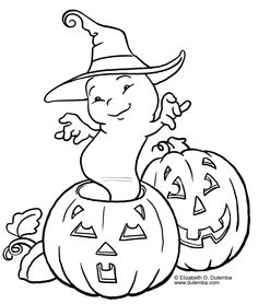 Drawn ghostly halloween coloring Coloring patrol Coloring Pumpkin Halloween
