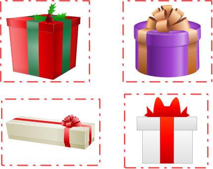 Drawn gift  Gift Free Download Art