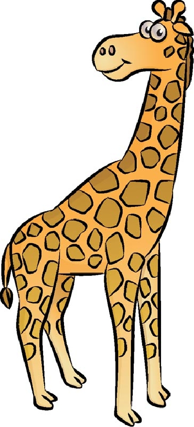 Drawn giraffe Animal Image these a easy