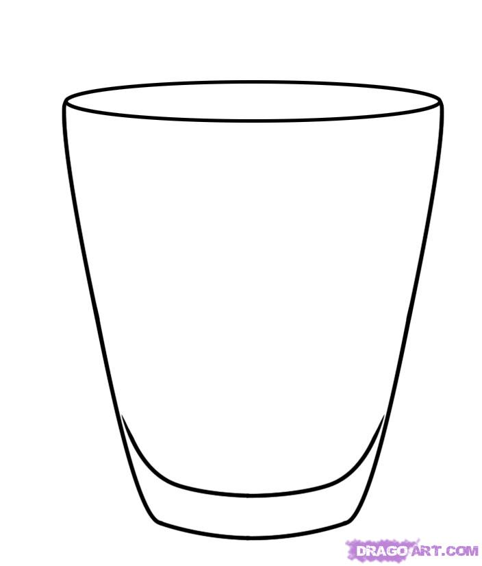 Drawn glass To How 4 glass how