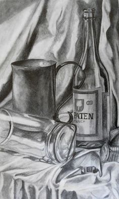 Drawn still life contemporary The the of in communicate