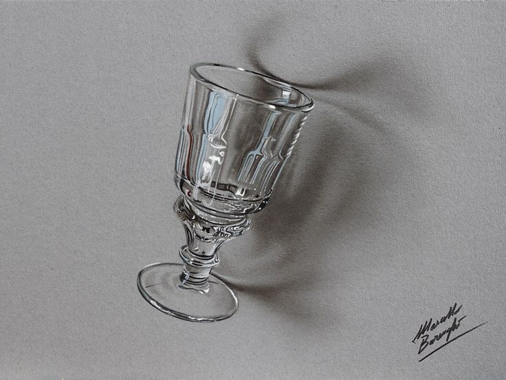 Drawn glass metal object Pinterest glass on An images