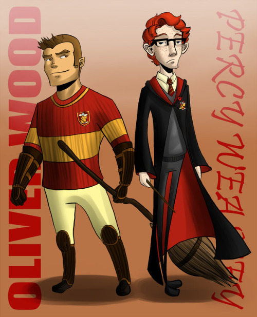 Drawn spectacles percy weasley Perciver Oliver Percy Oliver Potter