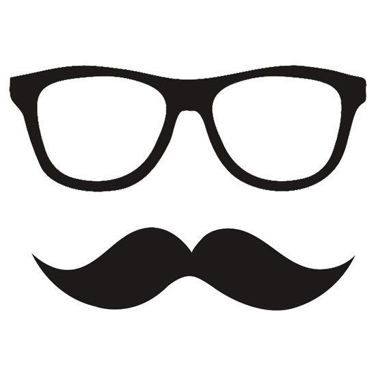Hipster clipart modern arrow Pixels 550×550 fc drawing glasses