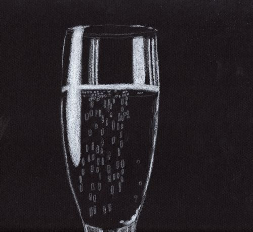 Drawn glasses glass object Class WetCanvas 101: Drawing Glass