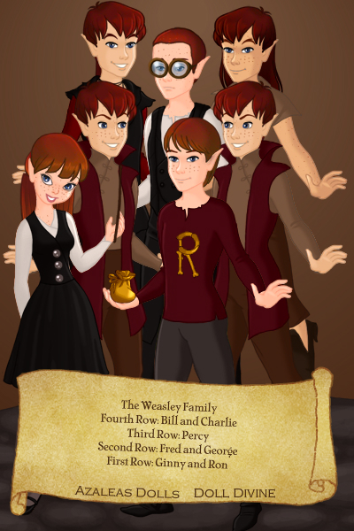 Drawn glasses percy weasley KendraKickz0220 by Weasley The The