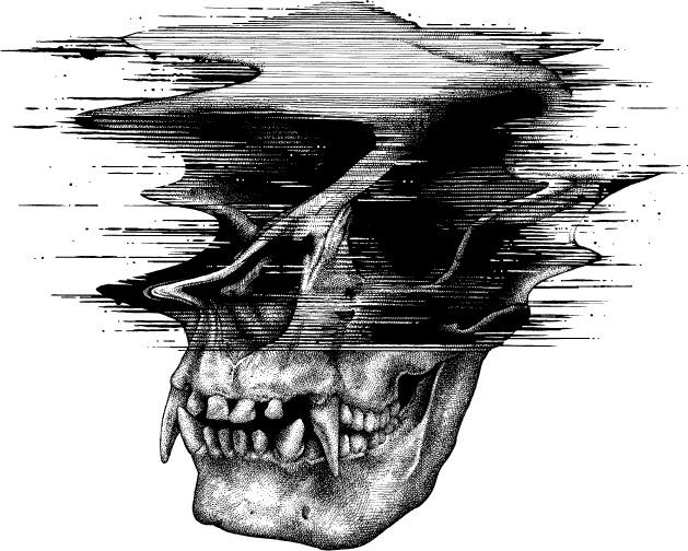Drawn glitch #9