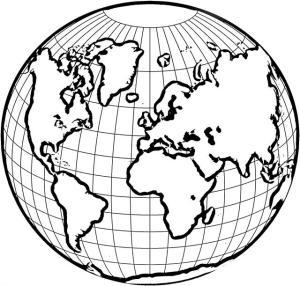 Drawn globe Of wordpress com/2011/02/globe files line