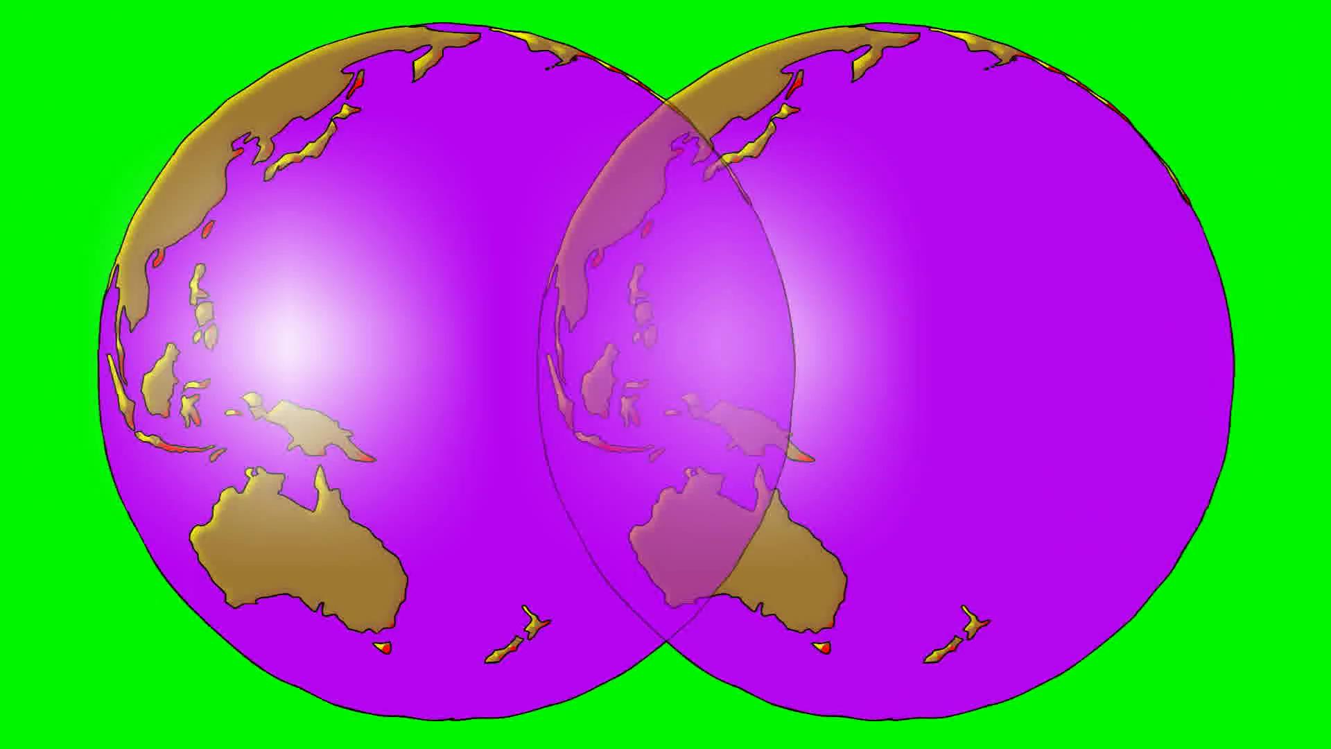 Drawn globe small Last drawn globe globe Animated