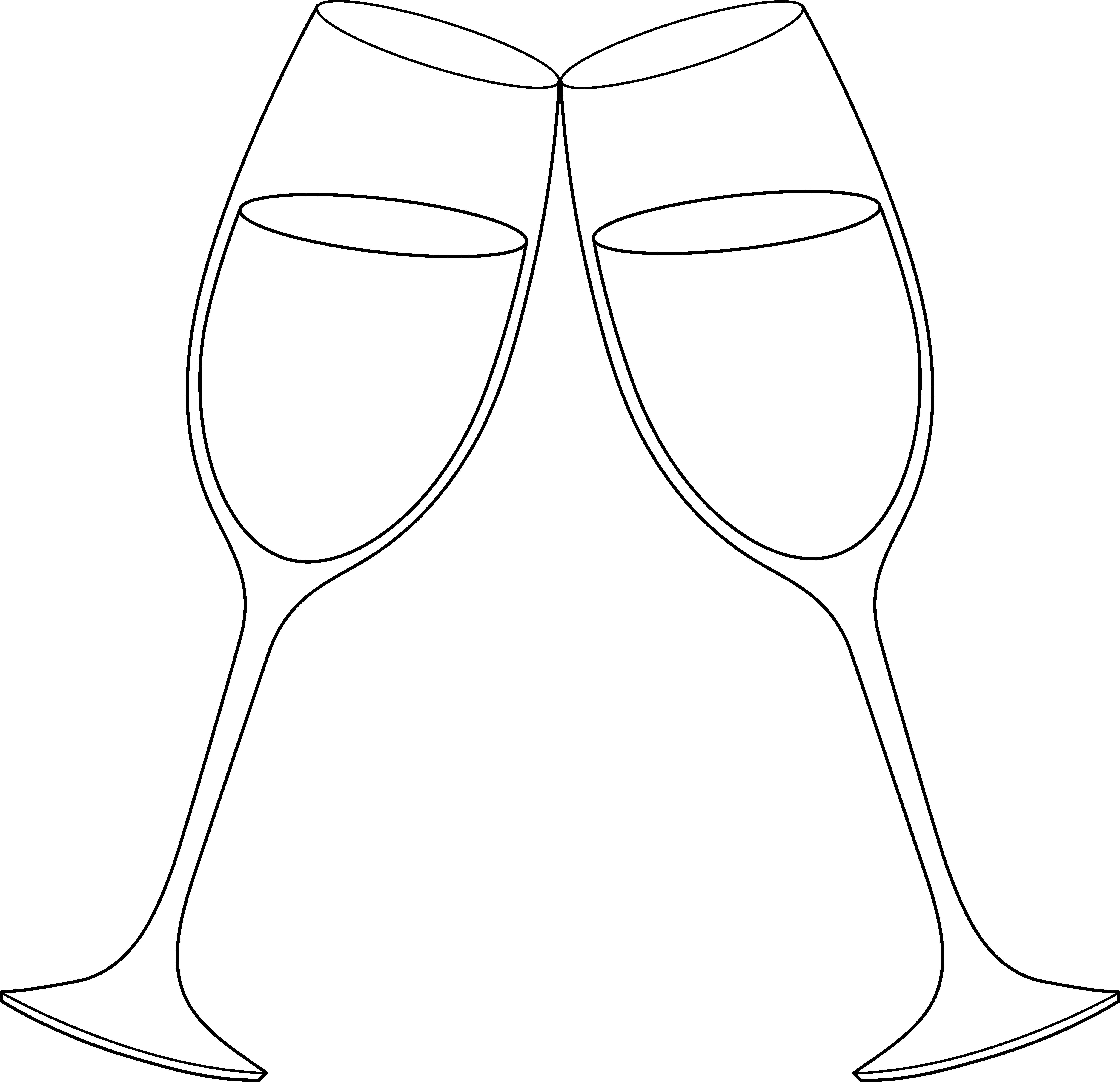 Champagne clipart black and white Glasses sunglasses%20clip%20art%20black%20and%20white glasses%20clipart · Free
